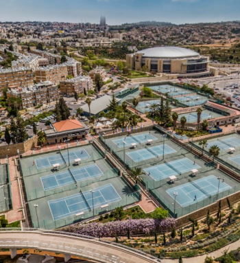 מרכז הטניס בירושלים